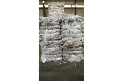 LDPE film 98/2  in bale    ( ref VD )